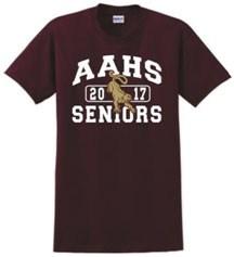 Class of 2017 Commemorative Shirt Thumbnail Image