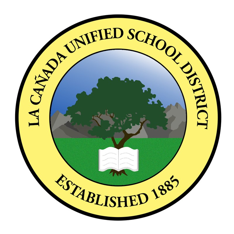 Seal of La Cañada Unified District