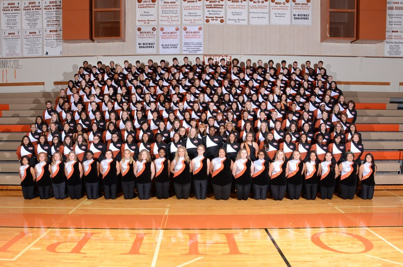 HHS Band Advances to UIL Area Round