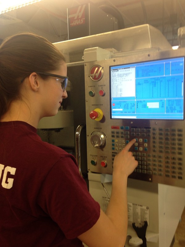 10th Grade students visit the Northern Tier Career Center