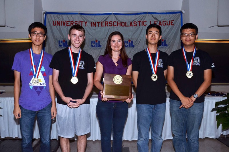 State UIL Academics Results