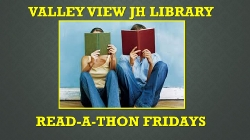 Read-a-thon Friday is Here...October 9, 2015