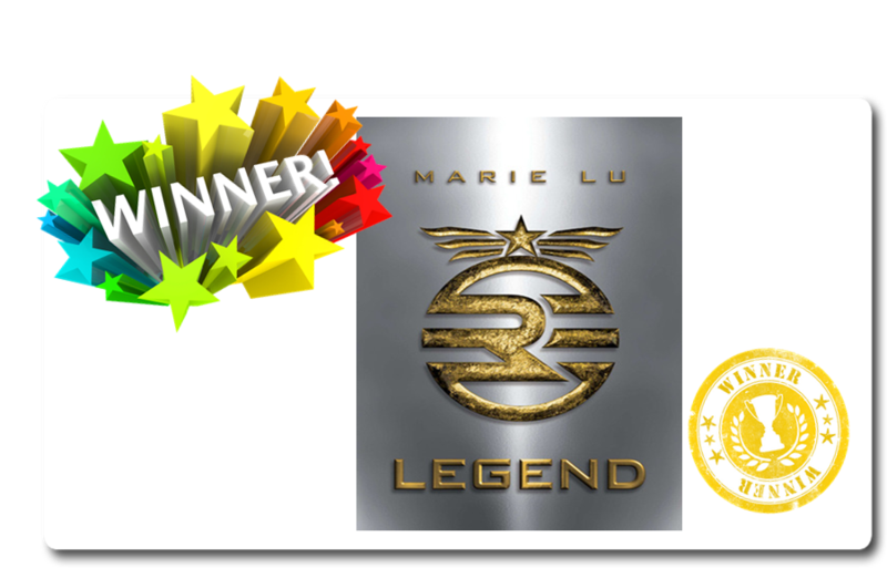 LEGEND by Marie Liu is the book Chosen for Archbishop Ryan Our Book, Our School