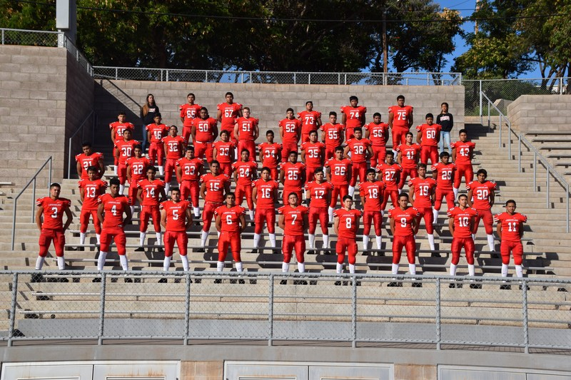 2016 Lahainaluna High School Varsity Football Team