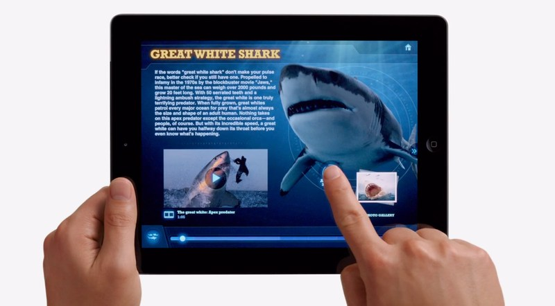 iPad apps for Fall, 2015