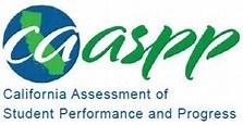 California Assessment of Student Performance and Progress Logo