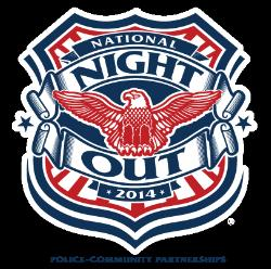 Lancaster ISD Supports Lancaster's National Night Out 2014