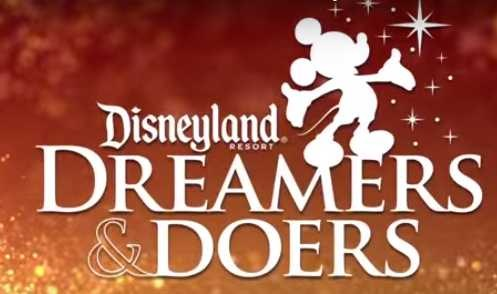 Disneyland Dreamers and Doers Info
