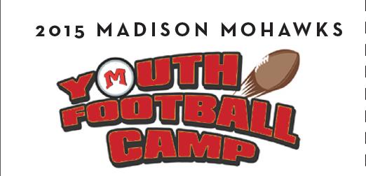 Youth Football Camp - Grades 1-8