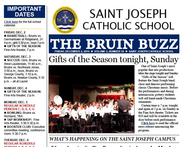 The Bruin Buzz, Dec. 2 Thumbnail Image