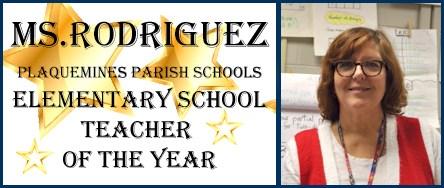 Elementary School Teacher of the Year Thumbnail Image