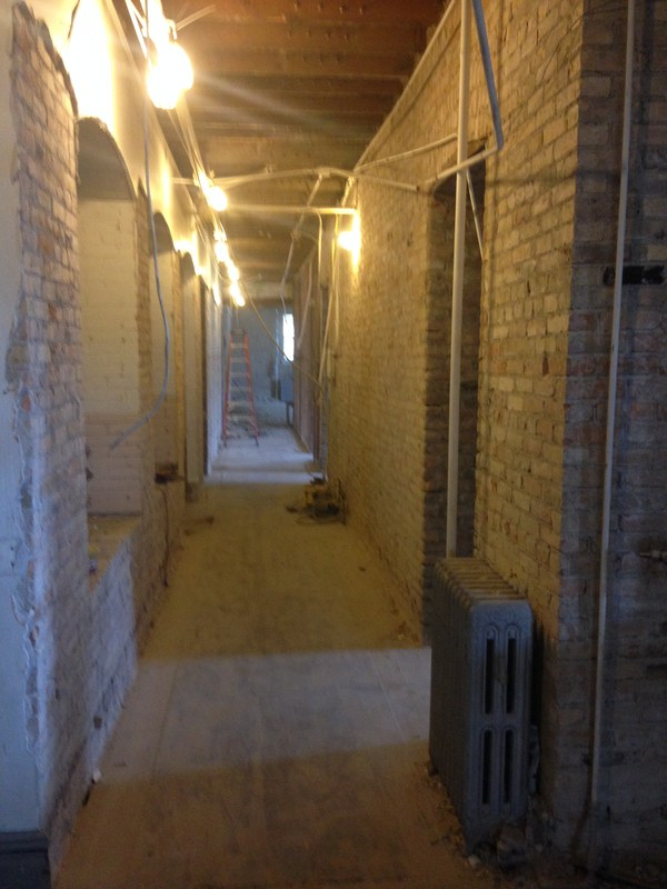 Erbin Hall Renovation Project Update