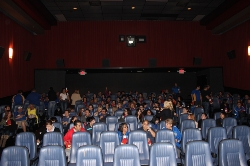 Valley View ISD teachers and staff treated to the movies
