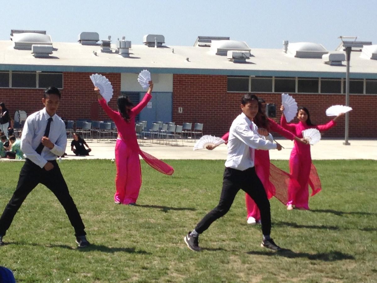 Warner Middle School Multicultural Celebrarion