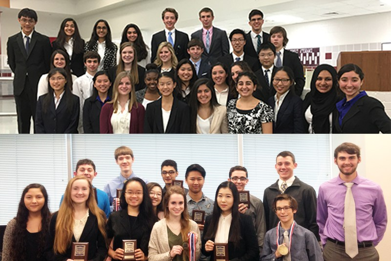 40 CSISD BPA students advance to state