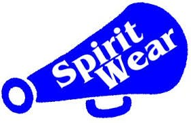 Spirit Wear Wednesday coming soon