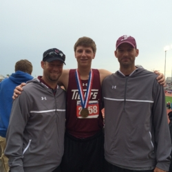 Floresville Athletes Compete at State Track Meet