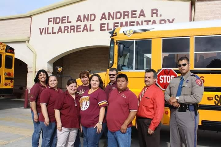 Transportation Department Honored