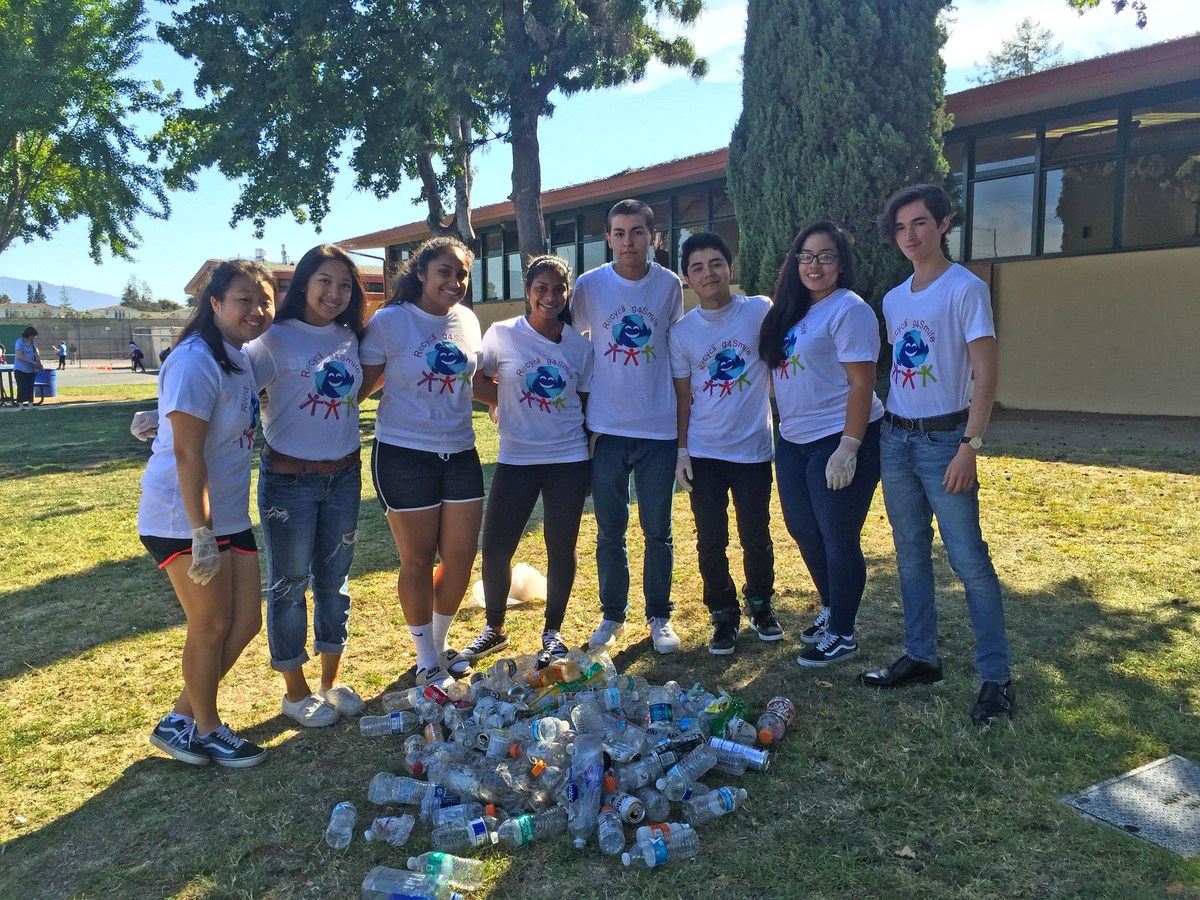 San Jose Teenager Turns Recyclables into Cash to Help Kids