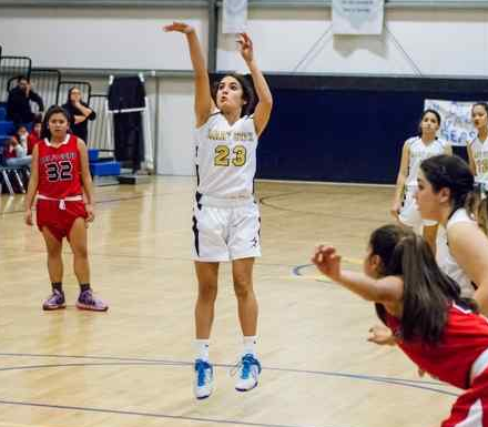 Junior Angela Pisano Voted SoCal Prep Legends Girls Athlete of the Week