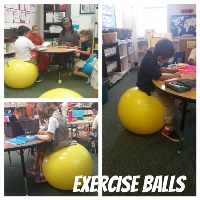 Active Learning Equipment for our Classrooms