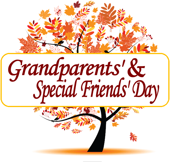 Grandparents' and Special Friends' Day Information Thumbnail Image