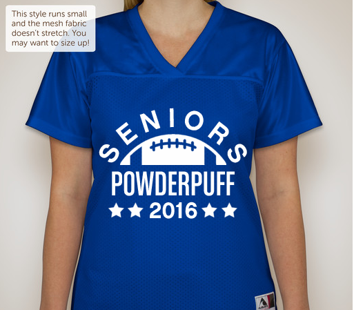 9th Annual Junior vs. Senior Powder Puff Game
