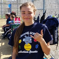 News Coverage on Autism Speaks Softball Tournament