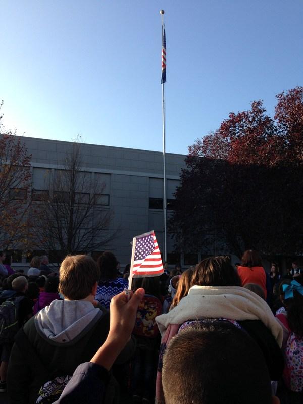 Lincoln School Celebrates Veteran's Day Thumbnail Image