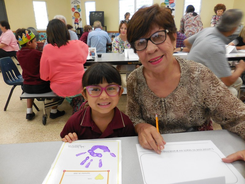 OECC Grandparents Day was another big success this year!