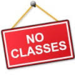 Thanksgiving Holiday & Return to Classes
