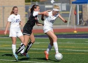 "Gazettes Sports: ""CIF Soccer: St. Anthony Falls In Historic Championship"""