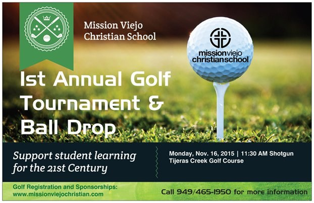 MVCS Annual Golf Tournament