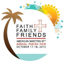 Parish Fair is coming soon! You can donate, volunteer, and support the Lucky 21!