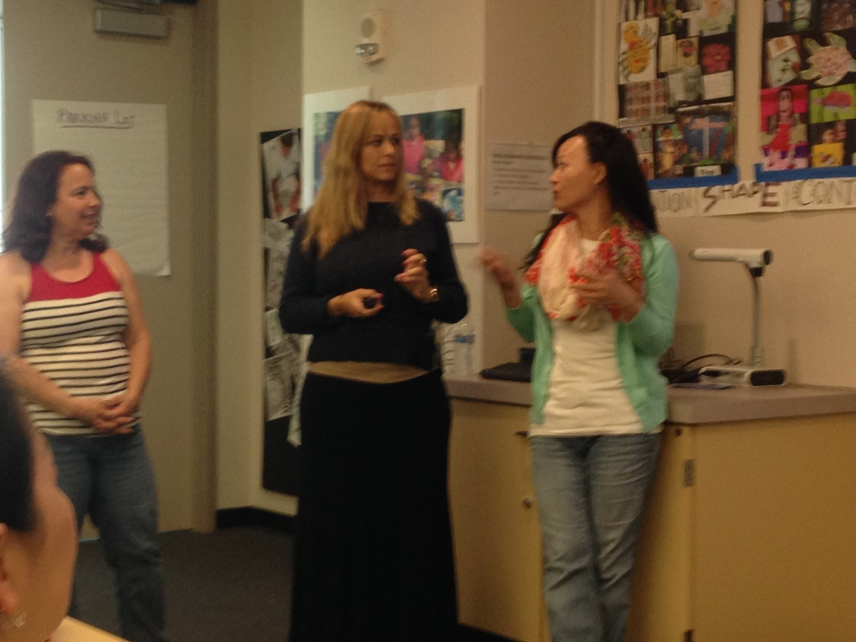 National Resource Center for Asian Languages Teacher Training