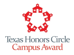 Hook Elementary receives Texas Honors Circle Award from Comptroller for Cost-Efficient Spending and Academic Progress Excellence