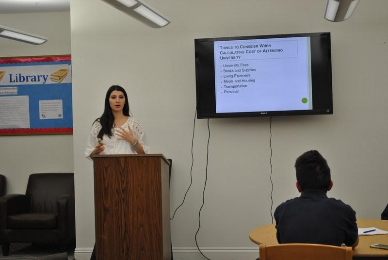 College Funding Workshop