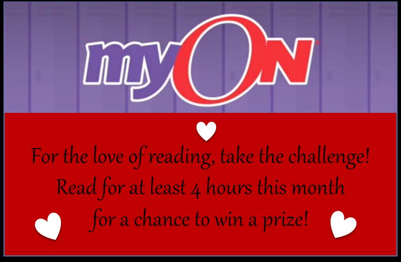 February Reading Challenge Thumbnail Image