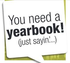 Middle School and High School Yearbooks - Payment due Feb 10th