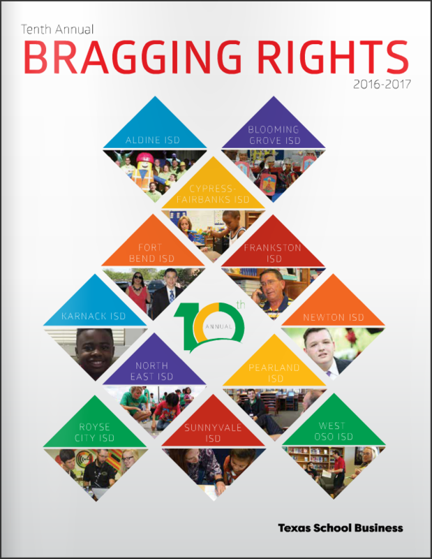 BGISD featured in Bragging Rights Magazine Thumbnail Image