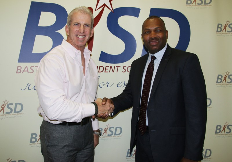Yarbrough named Bastrop ISD Chief of Police