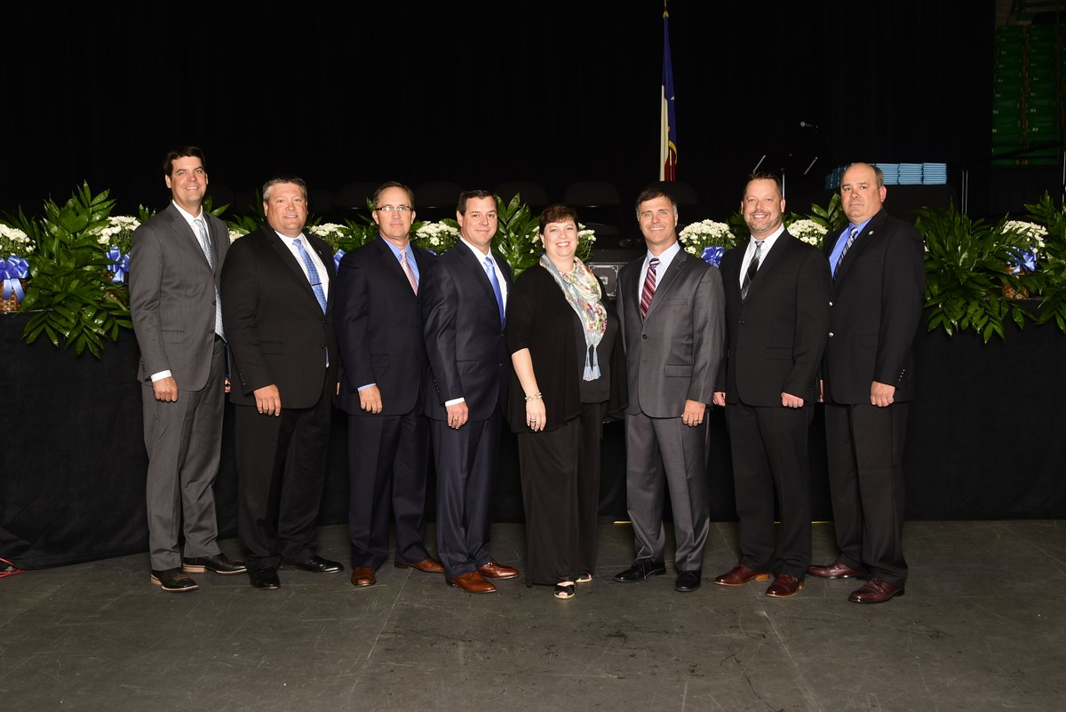 Group picture of Board of Trustees