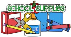 SCHOOL SUPPLY LIST 2015-16