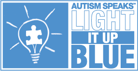 WISD is wearing Roo Blue on Thursday in support of World Autism Awareness Day