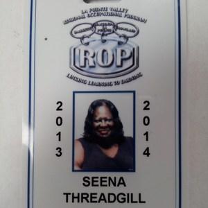 Seena Threadgill's Profile Photo