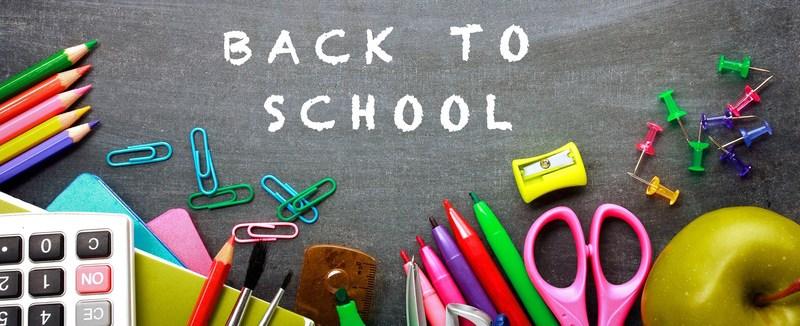 REMINDER: School Starts on Monday, 8/24