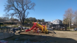 Playground Build @ Mildred Osborne Charter School a Success!