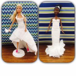 Fashion Design - Wedding Gowns