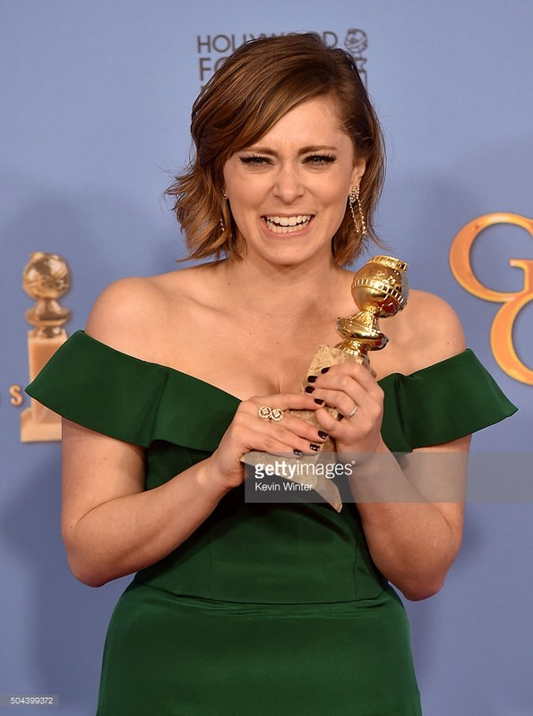 Mustang Grad Wins Golden Globe