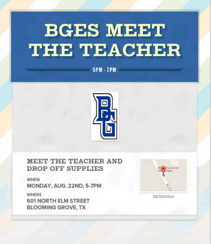 BG Elementary Meet the Teachers Thumbnail Image